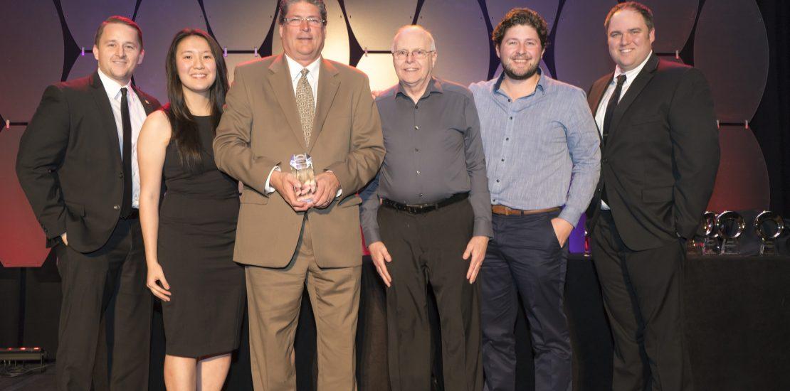 Lasserfiche winners circle Minnesota and Missouri