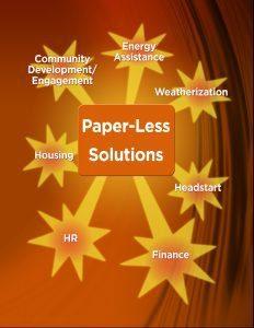 CAP paper less