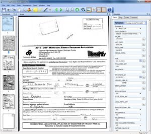 Community Action electronic records