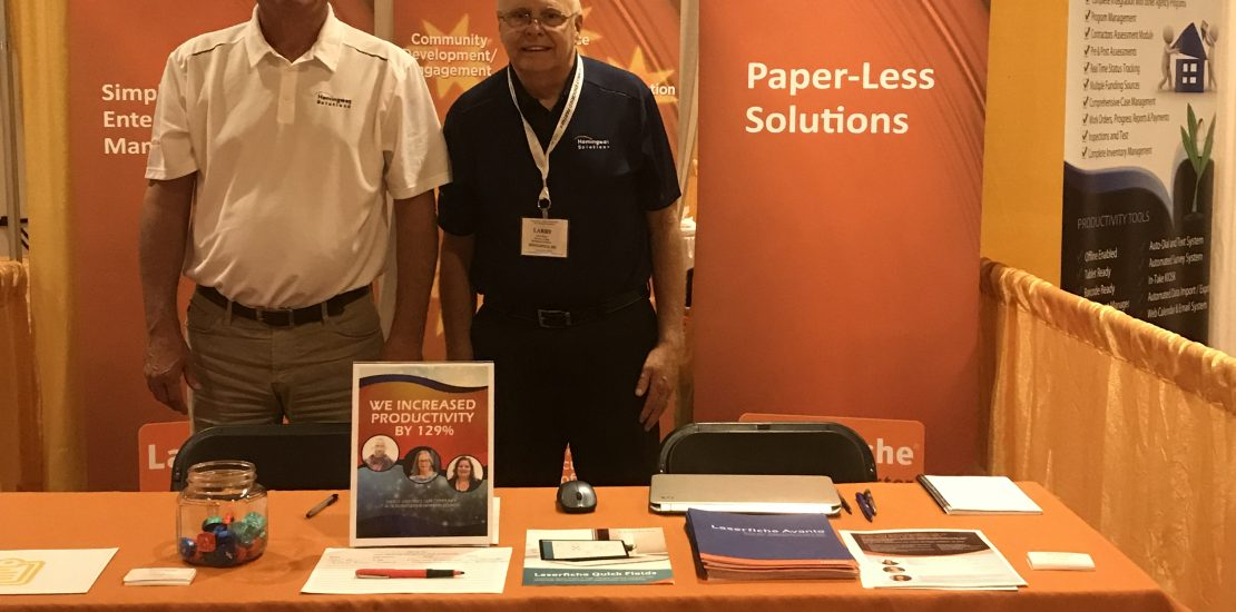 Hemingway Solutions at National CAP conference