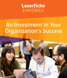 Learn about Laserfiche
