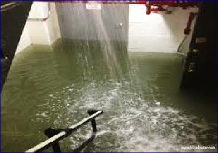 laserfiche saves flooding basement