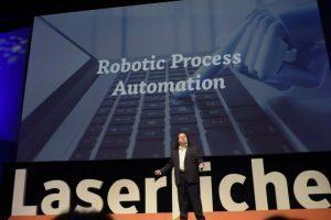 Laserfiche robotic process automation
