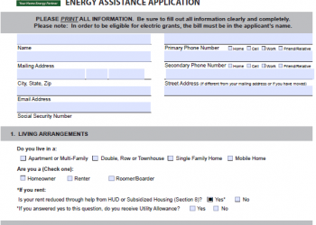 Maryland Energy Assistance - Hemingway paperless solution for CAP agencies
